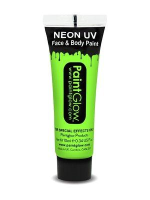 Groen Neon UV Schmink 10ml