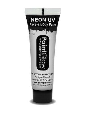 Wit Neon UV Schmink 10ml