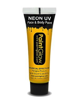 Goud Geel Neon UV Schmink 10ml