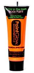 Oranje Neon Glow-in-the-Dark Bodypaint 10ml