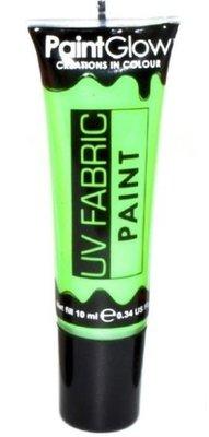 Groen Neon UV Kleding Verf 10ml