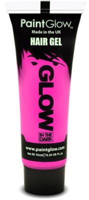 Roze Glow-in-the-Dark Haar Gel 10ml