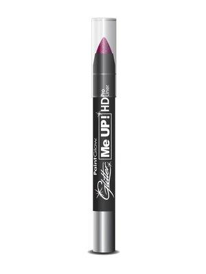 Roze Glitter Schmink Potlood 2.5gr