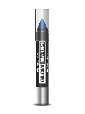 Blauw UV Schmink Potlood 3gr