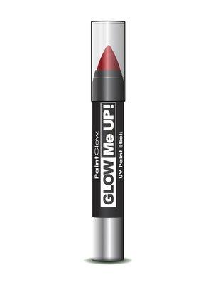 Rood UV Schmink Potlood 3gr