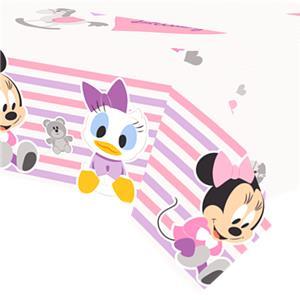 Baby Minnie Plastic Tafelkleed 120x180cm
