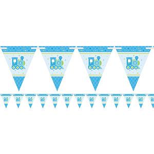 Welkom Baby Jongen Vlaggenlijn 2m