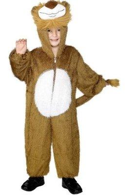 Pluizig Leeuwtje Kostuum Kind