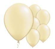 Qualatex Pearl Ivory Balloons Parelmoer Ivoor Ballonnen 100st 12cm