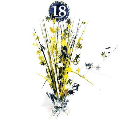 Sprankelende 18e Verjaardag Tafeldecoratie 46cm