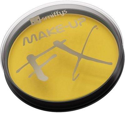 Geel Make-Up FX Waterbasis Schmink en Bodypaint