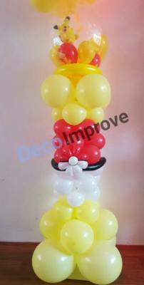 Pokemon Pikachu Cadeauballon Pilaar
