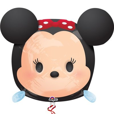 Disney Tsum Tsum Minnie Ultrashape Folie Ballon 48cm