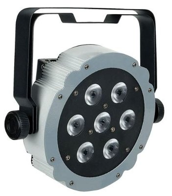 Showtec Compact Par 7 Tri RGB LED spot