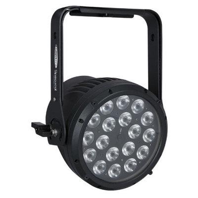 Showtec Spectral M950 Q4 tour 18x 4-in-1 RGBA LED spot