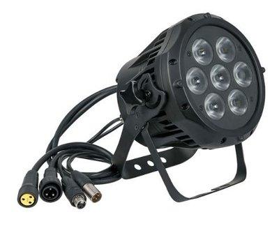 Showtec Spectral M400 IPX RGB LED spot