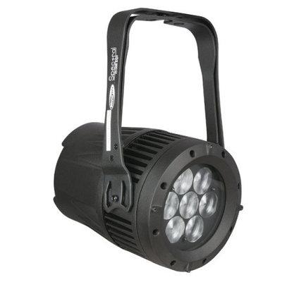 Showtec Spectral M1500 Q4 Tour RGBW LED par spot met elektrische zoom 8-40°