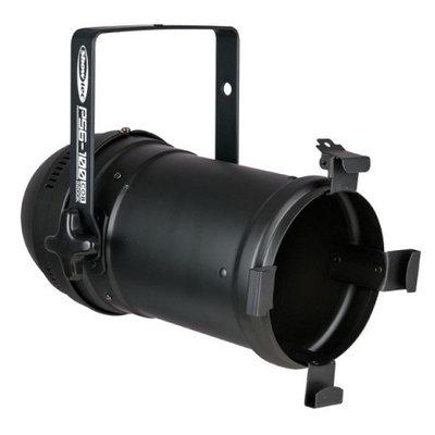 Showtec Par 56 COB 100W 3200K Zwart, niet dimbaar COB LED spot