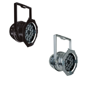Showtec LED Par 64 Short 18 x RGB 3-in-1 LED spot