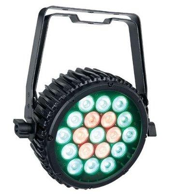 Showtec Compact Par 19 Section Control, RGB-in-1-led