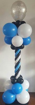 Leeftijd Luxe Ballonnenpilaar