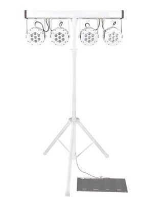 Showtec Compact Power Light Set 3 White