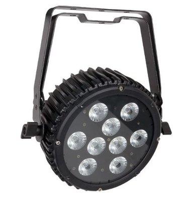Showtec Power Spot 9 Q5 RGBWA 5-in-1 LED