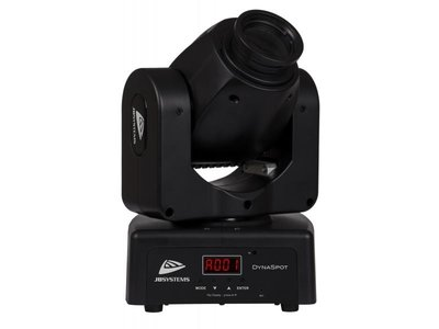 JB SYSTEMS DYNASPOT  compact 10Watt LED moving head