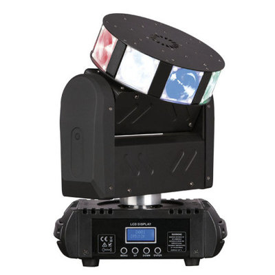Showtec Astro 360 RGBW LED movinghead  licht effect