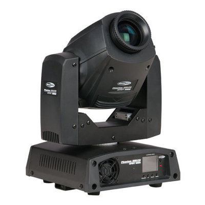 Showtec Phantom 50 LED Spot MKII zwarte behuizing LED moving head