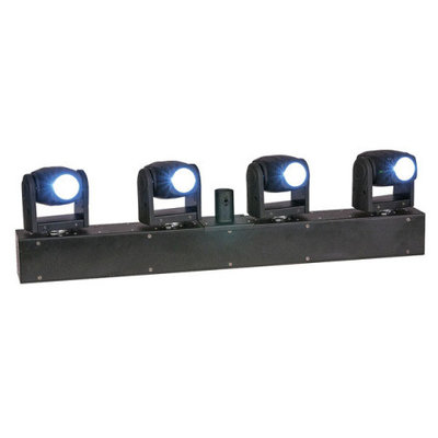 Showtec XS-4W Quad Beam LED lichteffect moving head