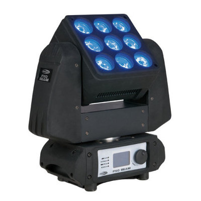 Showtec PXO Beam RGBW LED beam moving head pixel control