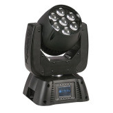 Showtec Infinity iW-715 RGBW Wash, handmatige zoom LED moving head