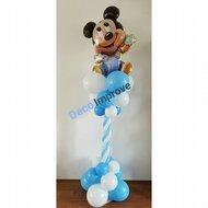 Baby Mickey Luxe Ballonnenpilaar