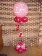 Ballonnen Pilaar Special Baby