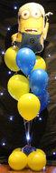Minions Tros Helium Ballonnen Boeket
