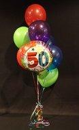 50 Jaar Tros Helium Ballonnen Boeket