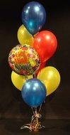 Get Well Soon Helium Ballonnen Boeket