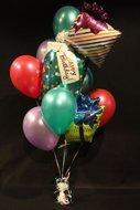 Happy Birthday Kadootjes Tros Helium Ballonnen Boeket