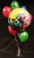 Discobal Helium Ballonnen Boeket