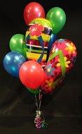 Slippers Helium Ballonnen Boeket