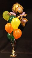 Maja de Bij Helium Ballonnen Boeket Luxe