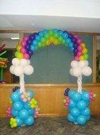 Regenboog Special Ballonnenboog