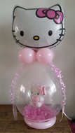 Hello Kitty Cadeauballon Stuffer Ballon