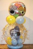 Woezel en Pip Cadeauballon Stuffer Ballon