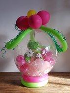Lente Kikker Cadeauballon Stuffer Ballon