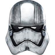 Star Wars; The Force Awakens Captain Phasma Masker Karton