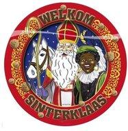 Sinterklaas Choco Papieren Borden 8st