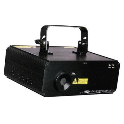 Showtec Galactic FX RGB-1000 1000mW RGB Laser met 8 effecten