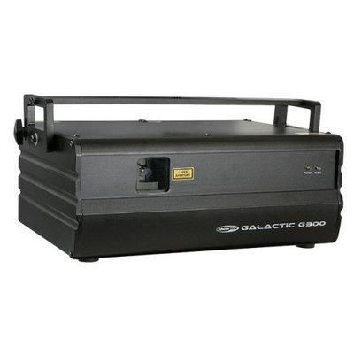 Showtec Galactic G300 300mW groene laser, ILDA en DMX